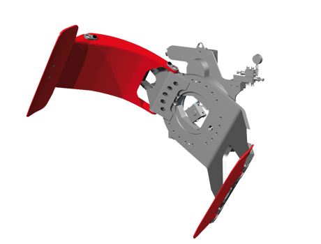 Rotating Roll Clamp